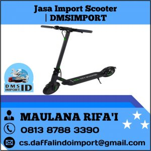 jasa import scooter